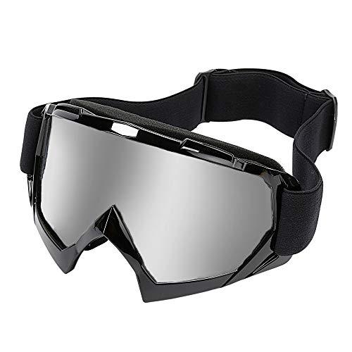 LJDJ Ski Goggles Motorcycle Goggles - Snowboard Glasses Dirt Bike ATV...
