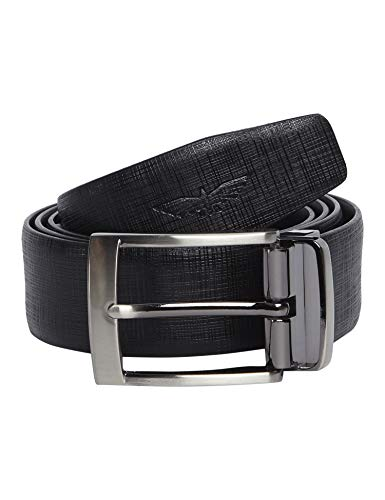 Park Avenue Solid Leather multicoloured Regular Fit Belt