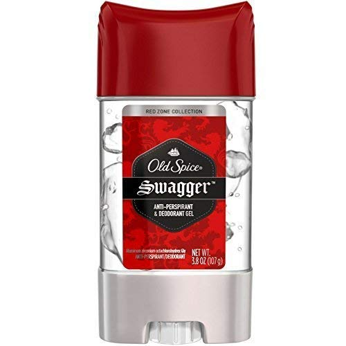 Old Spice Rz Gel Ap Swagg Size 3.8z, Pack of 5