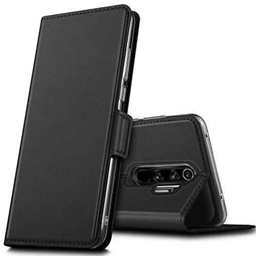 Ultra Mince Silicone Cas Solide Anti-Chute Durable antid/érapant Cas Souple TPU Cas Mobile T/él/éphone Case pour Huawei Y5 2018 Smartphone(Noir) GeeMai Coque Huawei Y5 2018