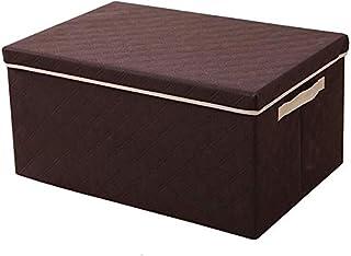 MU Boîte de rangement pour vêtements de grande taille et boîte de tri, boîte de rangement de rangement étanche à l'humidit...