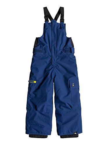 QUIKSILVER Herren Kids PT Boogie - Snow Pants for Boys 2-7, Estate Blue, 4/5