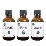 モリンガオイル(50ml×3本) モリンガシードオイル モリンガ美容オイル 化学合成成分一切不使用