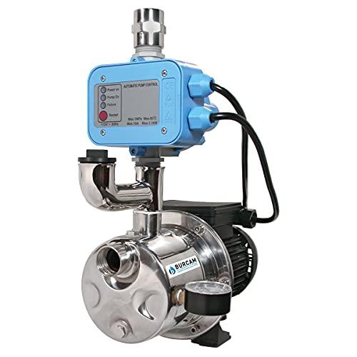 Bur-Cam 506532SS ¾ HP dual application jet pump