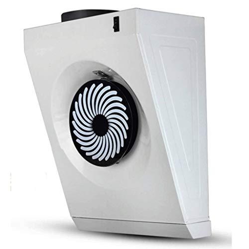 RJSODWL Ventilador de ventilación - Ventilador de Refuerzo del Ventilador de ventilación de conductos Lnline for Cable de alimentación de Escape y Toma de Tierra