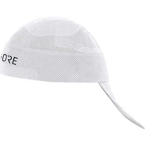 GORE WEAR M Pañuelo de cabeza unisex, Talla: única, Color: Blanco
