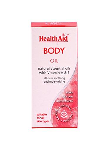 HealthAid Huile corporelle 50 ml