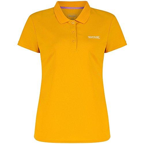 Regatta Maverik Sport-T-Shirt Atlantis, UTRG1931_46, Gold, UTRG1931_46 50