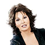 Raquel Welch Breeze, Short Textured Layers With A Feathered Bob Style Hair Wig For Women, R11S Glazed Mocha by Hairuwear