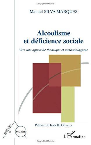 Alcoolisme et déficience sociale: Vers une approche théorique et méthodologique