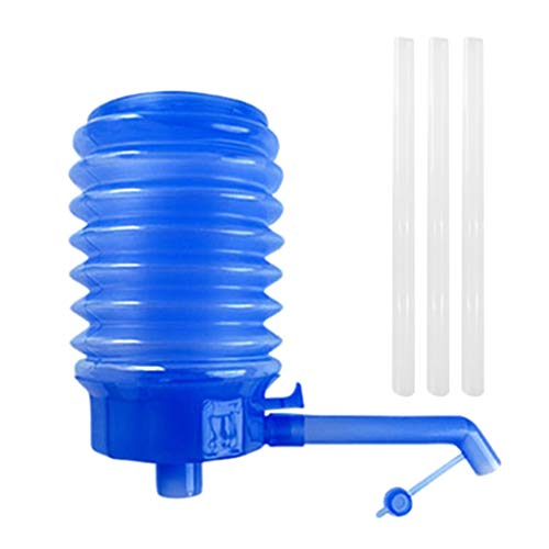 PING 5 galones de agua potable embotellada mano prensa manual bomba extraíble innovador dispensador de vacío