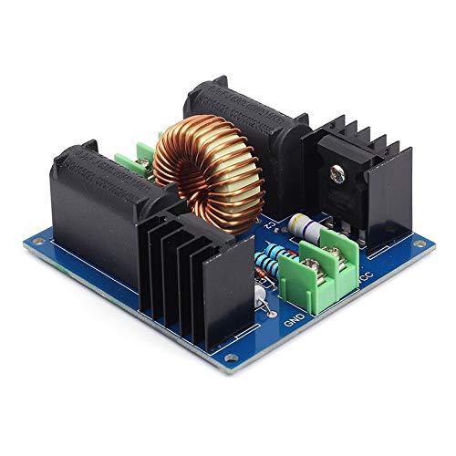 Módulo de fuente de alimentación DC 12-30V 30-50KHz calentamiento por inducción tablero de conductor del generador de alto voltaje del circuito PCB inducción Módulo tabla de Calefacción Módulo ajustab