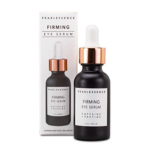 Pearlessence Firming Eye Serum (Caffeine + Peptide), 1 oz