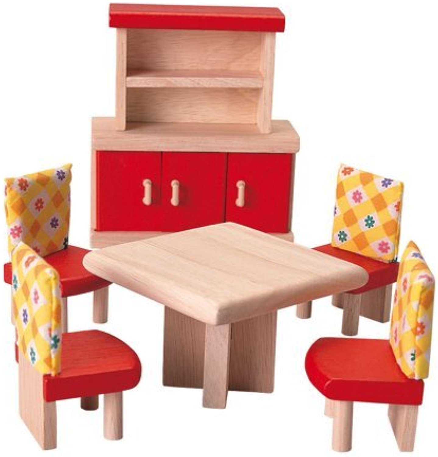 Plan Toys Doll House Dining Room - Neo Style by PlanToys