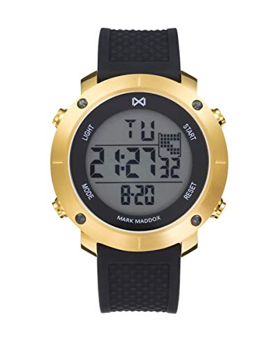 Reloj Mark Maddox Hombre HC1006-90 Digital Colección Mission