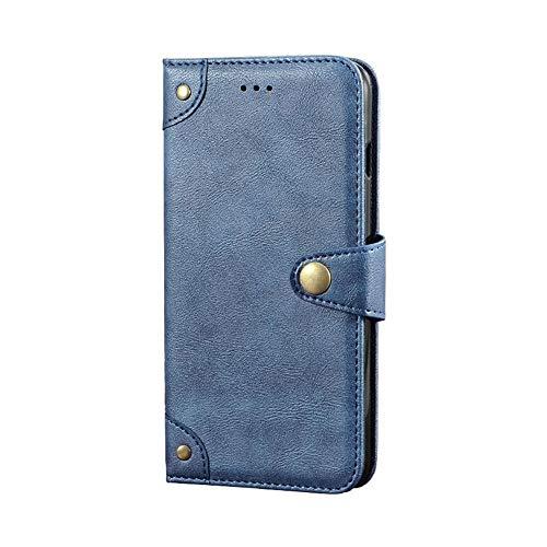 Manyip Hülle für Lenovo P2,Handyhülle Lenovo P2,TPU-Schutzhülle mit [Aufstellfunktion] [Kartenfächern] [Magnetverschluss] Brieftasche Ledertasche für Lenovo P2.-(YJ15)