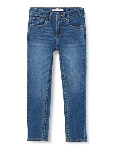 Levi's Kids Lvb Skinny Taper Jeans Pantalones Por Vida para Niños