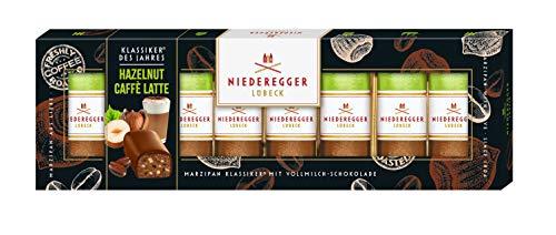 Niederegger Marzipan Klassiker des Jahres Hazelnut Caffè Latte, 100 g