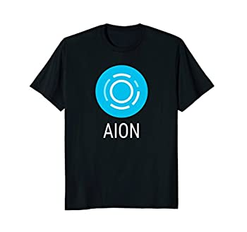 Official Aion Cryptocurrency Shirt AION