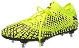 Puma Future 4.4 SG, Scarpe da Calcio Uomo, Giallo (Yellow Alert Black), 42 EU