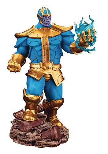Beast Kingdom- Diorama Marvel Figura Thanos, Multicolor (DS-014SP)