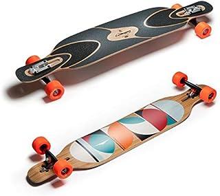 Loaded Dervish Sama Flex 3–Freeride Board–Longboard (FLEX3: 35kg–80kg)