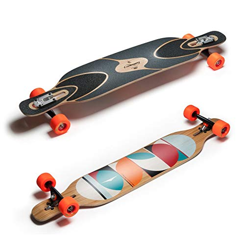Loaded Dervish Sama Bamboo Flex 2 Komplett Longboard by Loaded