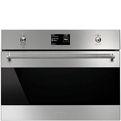 HORNO SMEG SF4395MCX 45cm Inox