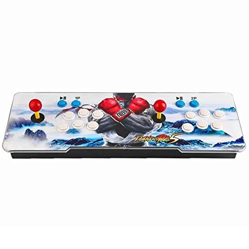 BBZZ Consolas de juegos - 3D Pandora Game Box 3333 Retro HD Games   Controles de juego para 2 jugadores   Salida de audio HDMI/VGA/USB/AUX   Soporte Multijugador en Línea