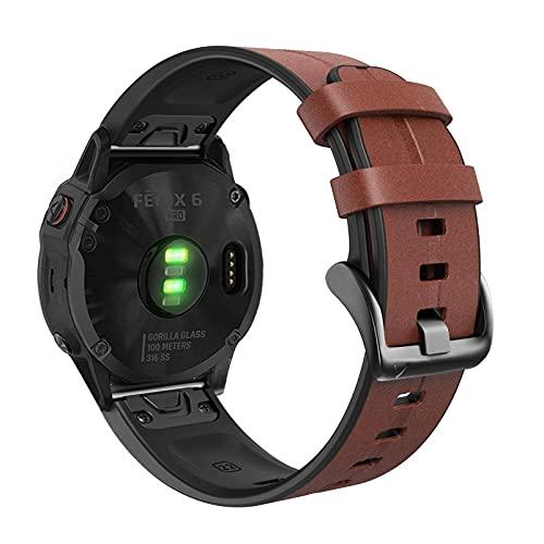 YOOSIDE Armband für Fenix 6/Fenix 5,...
