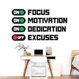 Motivational Wall Decals