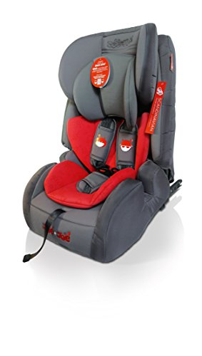 Zoe Joe Scandinavian Isofix Top Tether. Grupos 1 2 3