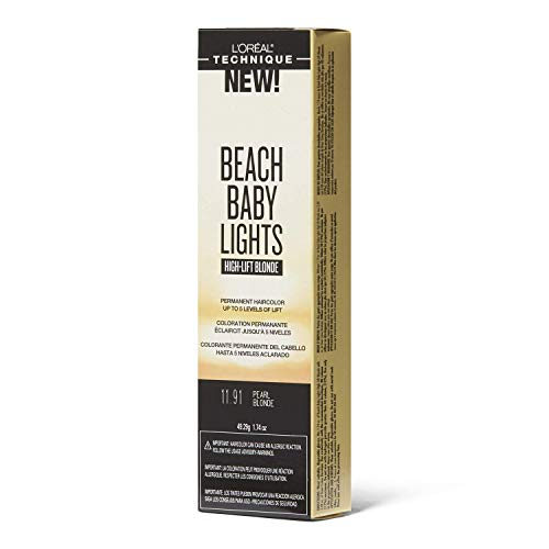 L'Oreal Beach Baby Lights High-Lift Pearl Blonde 11.91 Pearl Blonde