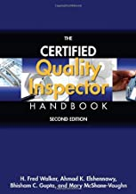The Certified Quality Inspector Handbook, Second Edition