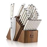 Cangshan S1 Series 1026047 German Steel Forged 23-Piece Knife Block Set
