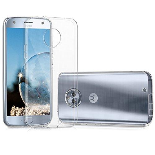 kwmobile Hülle kompatibel mit Motorola Moto X4 - Handyhülle - Handy Case in Transparent