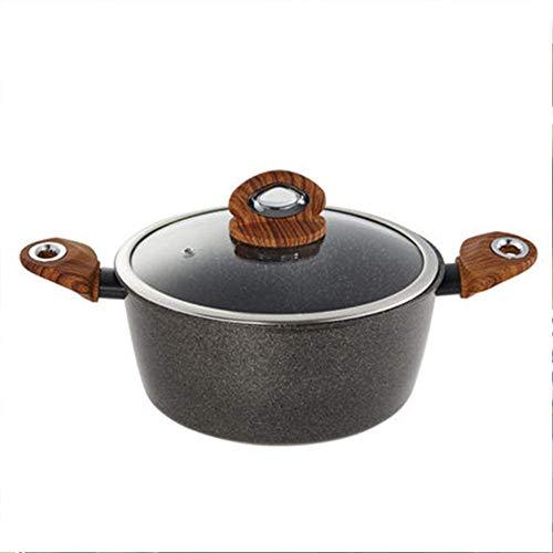 Stone Tower Maifan Pot, Pot Soep Melk, Anti-Stok Pot Stoofvlees, Gestoofd Vlees, Ideaal Voor De Hele Familie
