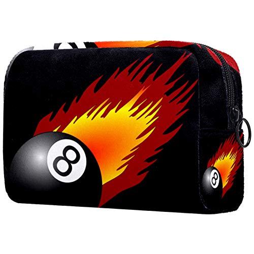 Bolsa de aseo de viaje, fácil organización para hombres o mujeres, Grunge