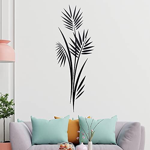 Bambus - Pflanze - Gras Wandtattoo in 6 Größen - Wandaufkleber Wall Sticker