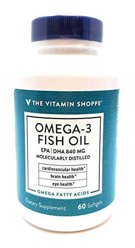 Omega 3 Fish Oil 600 Epa / 240 Dha