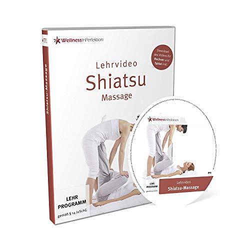 DVD Shiatsu-Massage (Lehrvideo)   Für Anfänger und Profis   Inkl. kostenloser Tablet-/Smartphone-Version zum Download [dvd] [2016]…