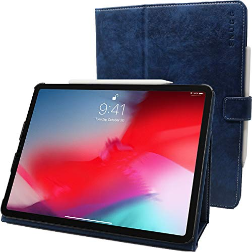 Snugg - Zubehör für Tablets in Flussblau, Größe iPad Pro 11