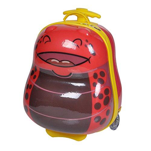 Knorrtoys 14522 Bouncie Trolley Bug Cherry