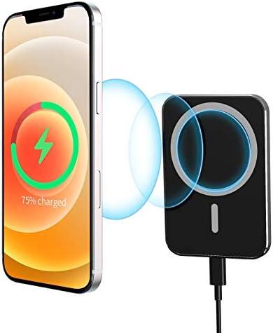 Hatalkin Magnetic Wireless Car Charger Vent Mount for Mag Safe Mag Safe Case iPhone 12 12 Pro product image