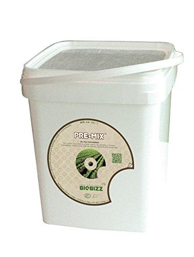 BioBizz Pre-Mix 5 L-Eimer, weiß, 19x20x21 cm, 05-225-005