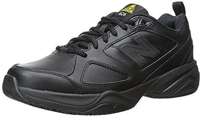 New Balance Women's WID626v2 Work Industrial Shoe, Black, 8.5 M US