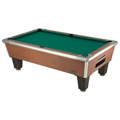 Fantastic Deal! Shelti Home Bayside Pool Table - Cherry -101