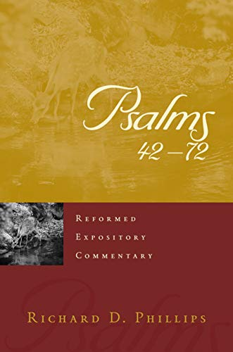 Image of Psalms 42-72 (Reformed Expository Commentary)