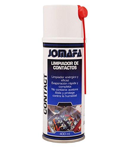 JOMAFA - LIMPIADOR DE CONTACTOS 400ML