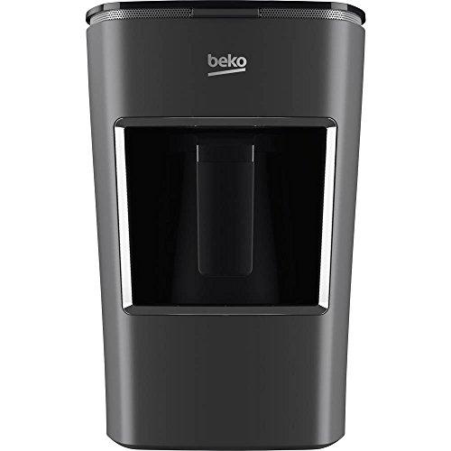 Beko BKK 2300 Mokka-Kaffeemaschine, Grau